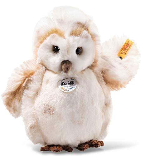 Steiff 45165 Owly 23 Creme gefleckt Eule