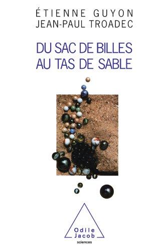 Du sac de billes au tas de sable (SCIENCES) (French Edition)