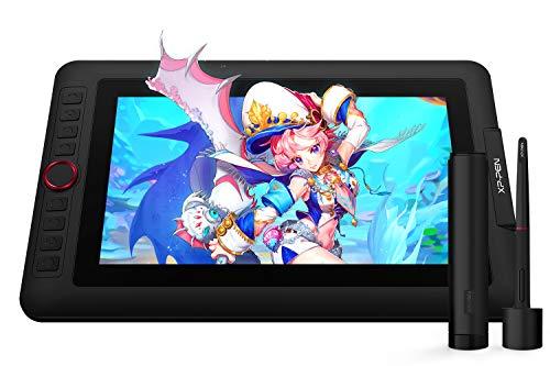 XP-Pen 液晶タブ Artistシリーズ 11.6インチ フルラミネートIPSディスプレイ エクスプレスキー8個 Artist 12 Pro