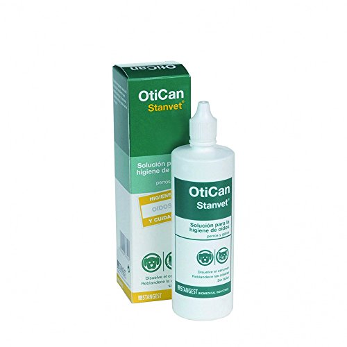 Stanvet Otican Limpiador Oidos - 125 ml