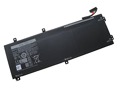 FLIW RRCGW Replacement Battery Compatible with Dell XPS 15 9550 Dell Precision 5510 RRCGW M7R96 62MJV [11.4V 56Wh]