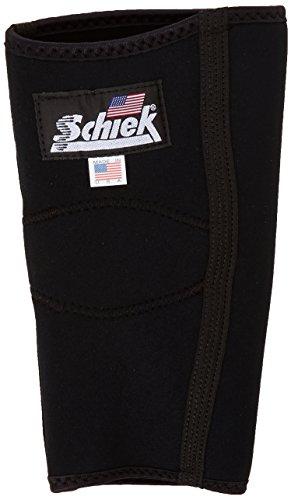 Schiek Elbow Sleeve–Schwarz M, 300g