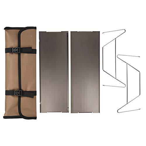 Natruss Camping Tisch Mini tragbare Ultraligh Klappbare Gartenmöbel für Camping Wandern Reisen Outdoor Picknick(350 x 250 x 110mm/13.8 x 19.7 x 4.3in)