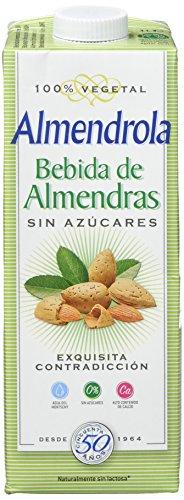 Leche De Almendras Sin Azúcares Almendrola 1L