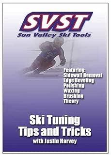 Sun Valley Ski Tools SVST Hand Tuning DVD
