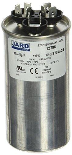 MARS - Motors & Armatures 12788 45/5 MFD 440V ROUND