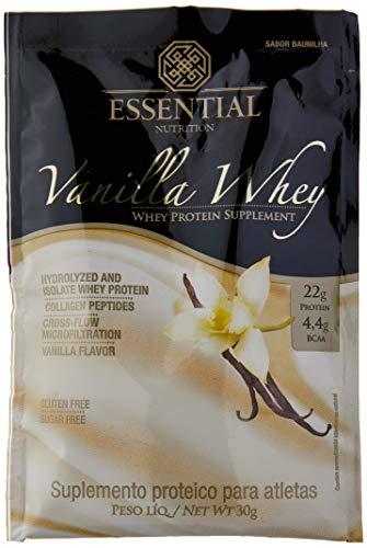 Vanilla Whey - 15 Sachês 30G - Essential Nutrition, Essential Nutrition
