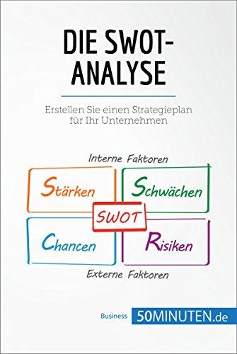 Die SWOT-Analyse: Erstellen Sie einen Strategieplan für Ihr Unternehmen (Management und Marketing)