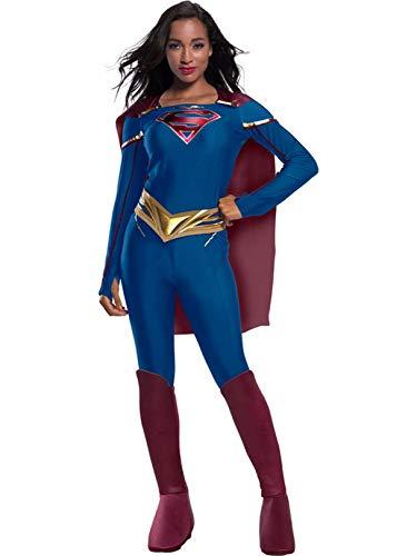 Rubies DC Supergirl - Mono para mujer - - M
