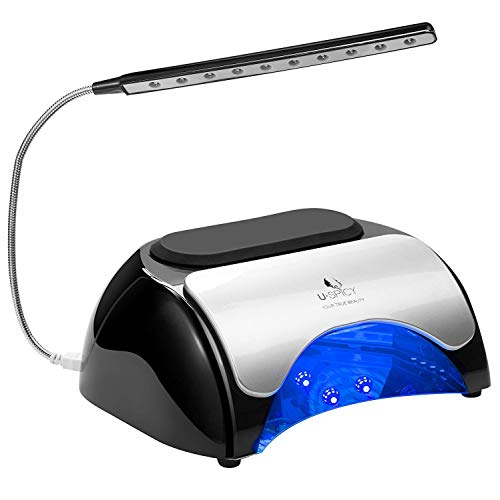 Uspicy Lampe UV sèche-ongles