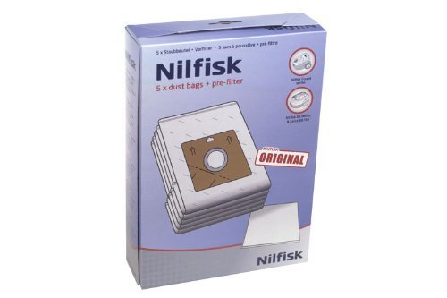 Nilfisk Go & Coupe Series 78602600 - Bolsas para aspiradora