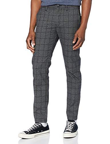 BOSS Mens Schino-Taber-B Pants, Medium Grey (34), 3832