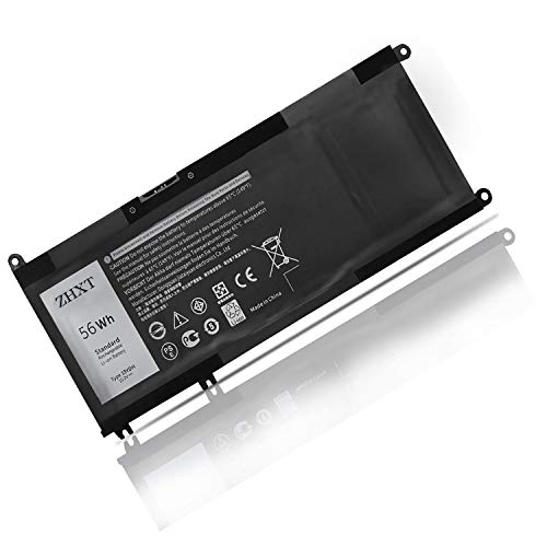 ZHXT Batería de repuesto para Dell Inspiron 17, 7778, 7779 y 7773 (56 Wh, 33YDH)