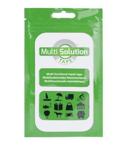Tear Solution Multi-Solution-Tape (28 x 7,6 cm) - Reparaturklebeband/First Aid für alle Materialien außer PVC & Vinyl