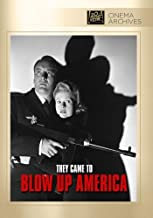 They Came to Blow Up America by George Sanders