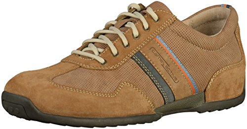 camel active Space 137.24 Herren Sneakers Cord Suede/Navy, EU 42,5