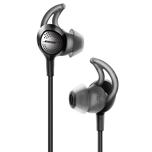 Bose Quiet-control 30 Wireless Headphones Noise Cancelling - Black (Renewed)