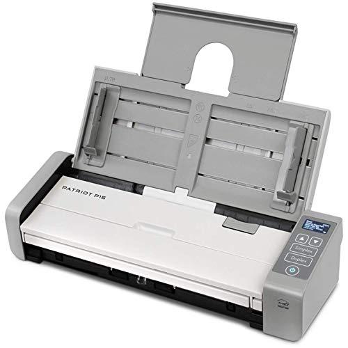 Visioneer Patriot P15 Portable Document Scanner