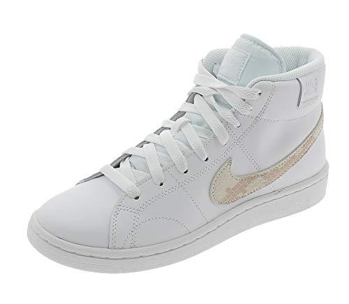 Nike Court Royale 2 Mid, Zapatillas de Gimnasia para Mujer Size: 39.5 EU