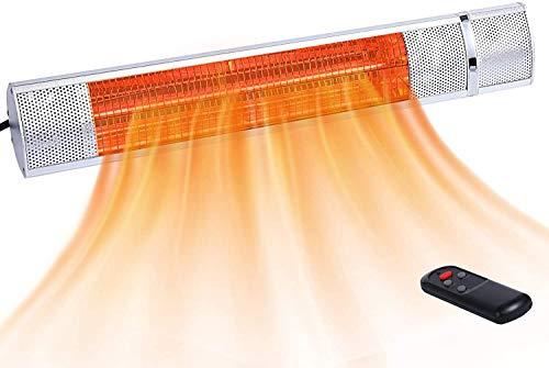 La Mejor Recopilación de Calentador de Pared Electrico Top 10. 5