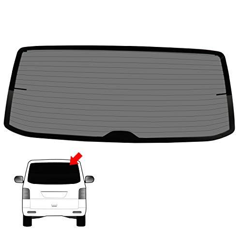 Wamovo, achterruit voor achterklep, getint, geschikt voor VW T5, verwarmbaar