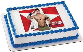 Best john cena edible cake topper Reviews