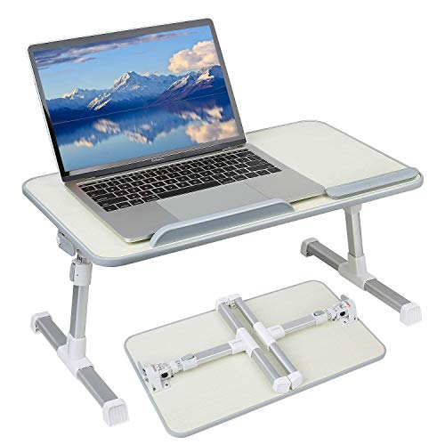 $14.99 Foldable Laptop Bed Tray Table Use promo code: X7IOQD6R There is a quantity limit of 5 2