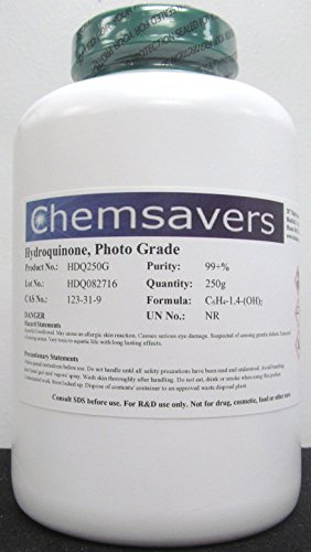 Hydroquinone, Photo Grade, Powder, 99+%, 250g