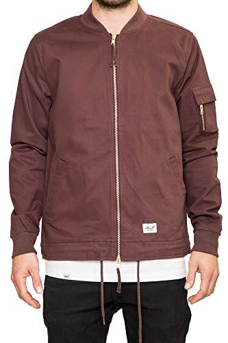Reell NA-1 Jacket, Aubergine M Artikel-Nr.1306-028 - 01-001