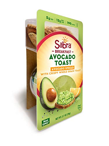 Sabra Breakfast Avocado Spread