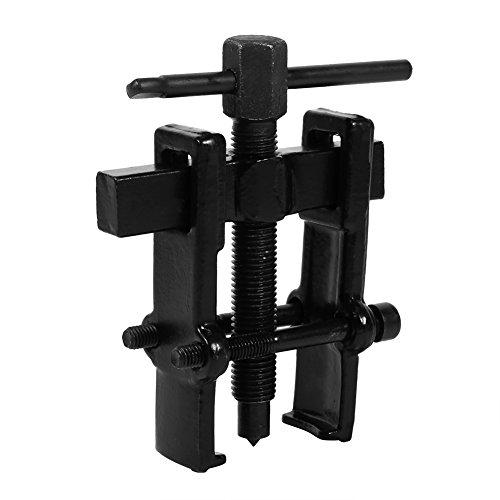 Extractor de Rodamientos Ajustable Gear Puller, Herramienta del Removedor de Acero al Carbono, Herramienta de Mano, Kit de retiro tipo recto(2.5 Pulgada(35 * 45))