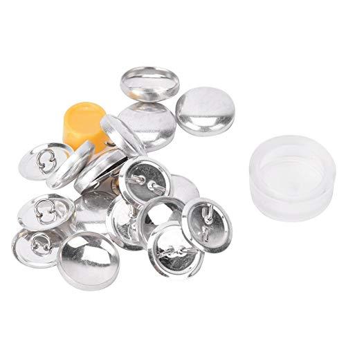 Botones para cubrir botones redondos de la base del botón