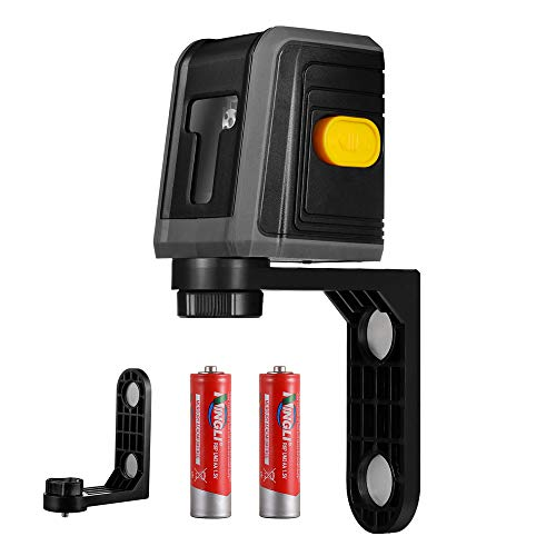 Laser Level OLI SelfLeveling CrossLine Horizontal and Vertical Laser Level for Picture Hanging Construction Wall Tile FIooring
