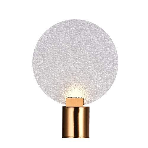 Europese stijl eenvoudige decoratie huis verlichting E27 tuin wandlamp lichte smeedijzeren wandlamp kunst wandlamp creatieve lamp glas