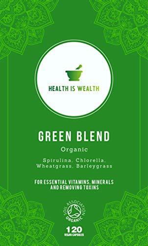 Green Blend Organic Vegan Capsules