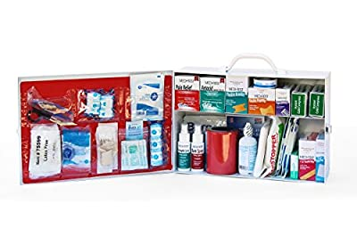 Medique Products 738ANSI Filled Five Shelf First Aid Kit from Medique Products