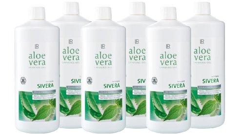 Aloe Vera Drinking Gel Sivera 6er Pack