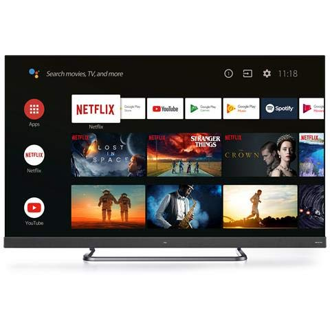 "TV 55"" 4K UHD ANDROID"