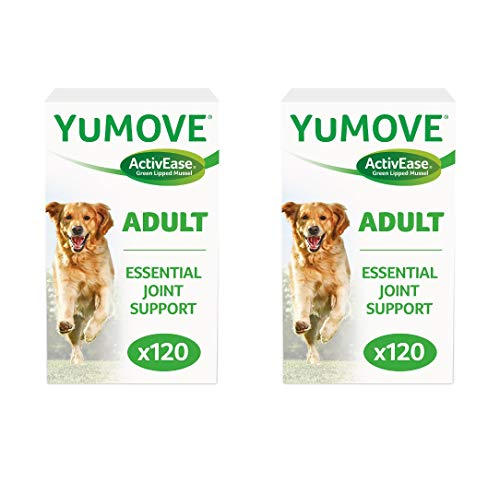 Top 10 best selling list for lintbells yumove dog joint supplement for stiff dogs 120 tablets