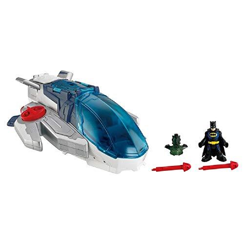Fisher-Price Imaginext Justice League Javelin & Batman