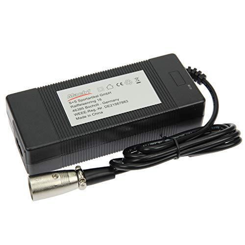 Mach1 Ladegerät 36V für Elektro Scooter/Output: DC 43,2 (36V) - 2,0 A/für Blei Akkus