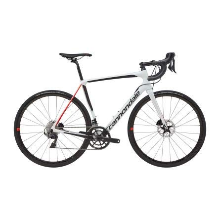 Cannondale Synapse Carbon Disc Dura-Ace, color blanco, tamaño 54