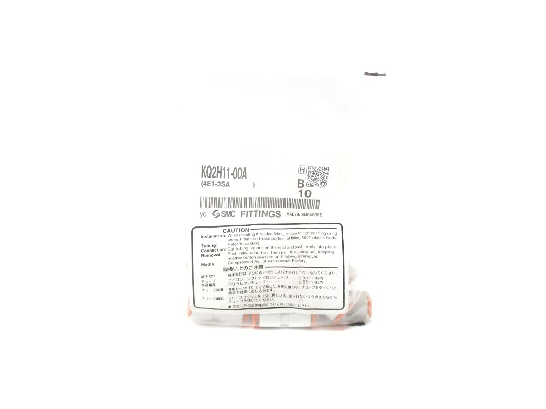 INDUSTRIAL MRO KQ2H11-00A PKG free shipping 10 NSMP-OEM Max 89% OFF of