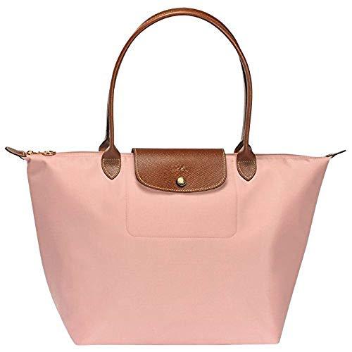 """Longchamp Damen-Umhängetasche """"Le Pliage"""", groß, rosa, Größe: L"""