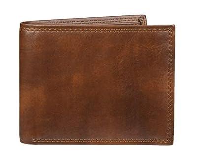Amazon Essentials Men's RFID Blocking Passcase Bifold Wallet