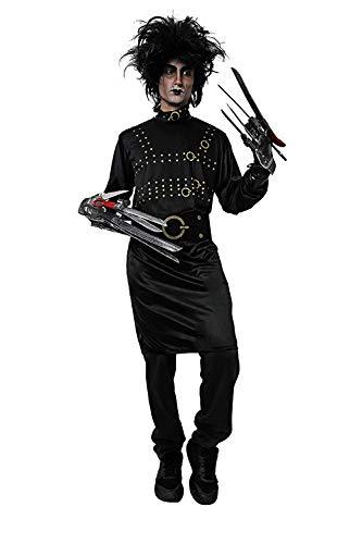 Costumizate! Disfraz de Manostijeras para Hombre Adulto Talla Unica Halloween