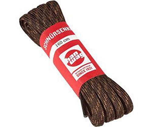 Hanwag Schnürsenkel Länge 200 cm Erde-Brown