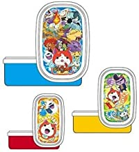 Yokai watch lunch box 3-size set bento box