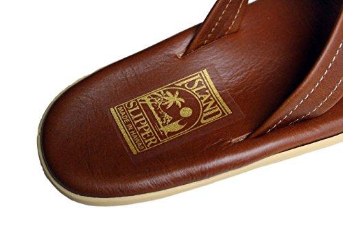 [アイランドスリッパ]【正規取扱店】レザートングサンダル(8(26cm),BUFF)