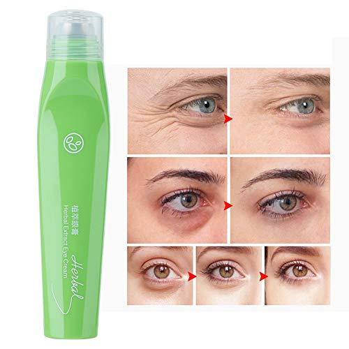 Crema de ojos, extractos de plantas Pérdida de visión Lotus de nieve Esencia ácido hialurónico